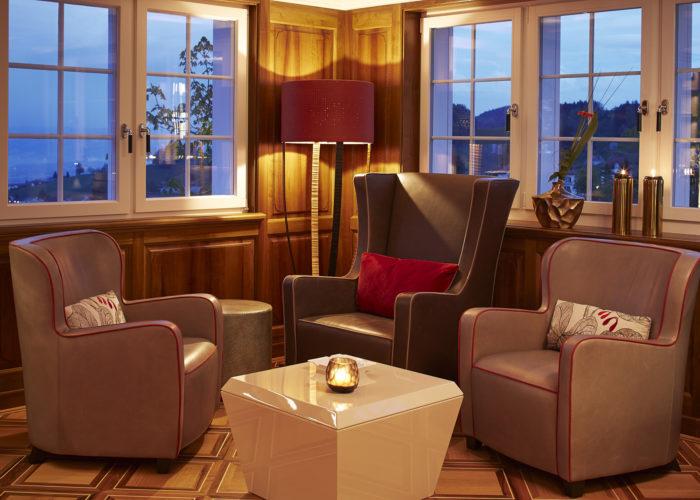 Smokerlounge Gasthaus zur Fernsicht in Heiden
